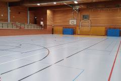 Großsporthalle (drei Drittel)