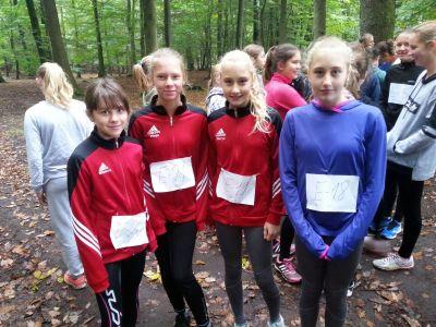 Waldlauf-Kreismeisterschaften