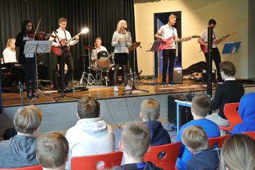 Norwegen Musikschule