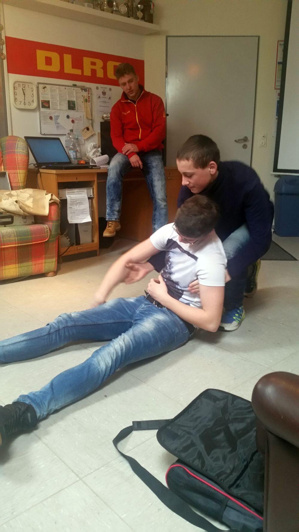 Erste Hilfe Lehrgang