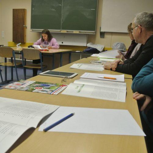 Lena Schröder und Jury