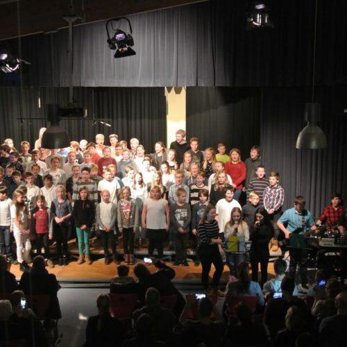 Chor und Schulband