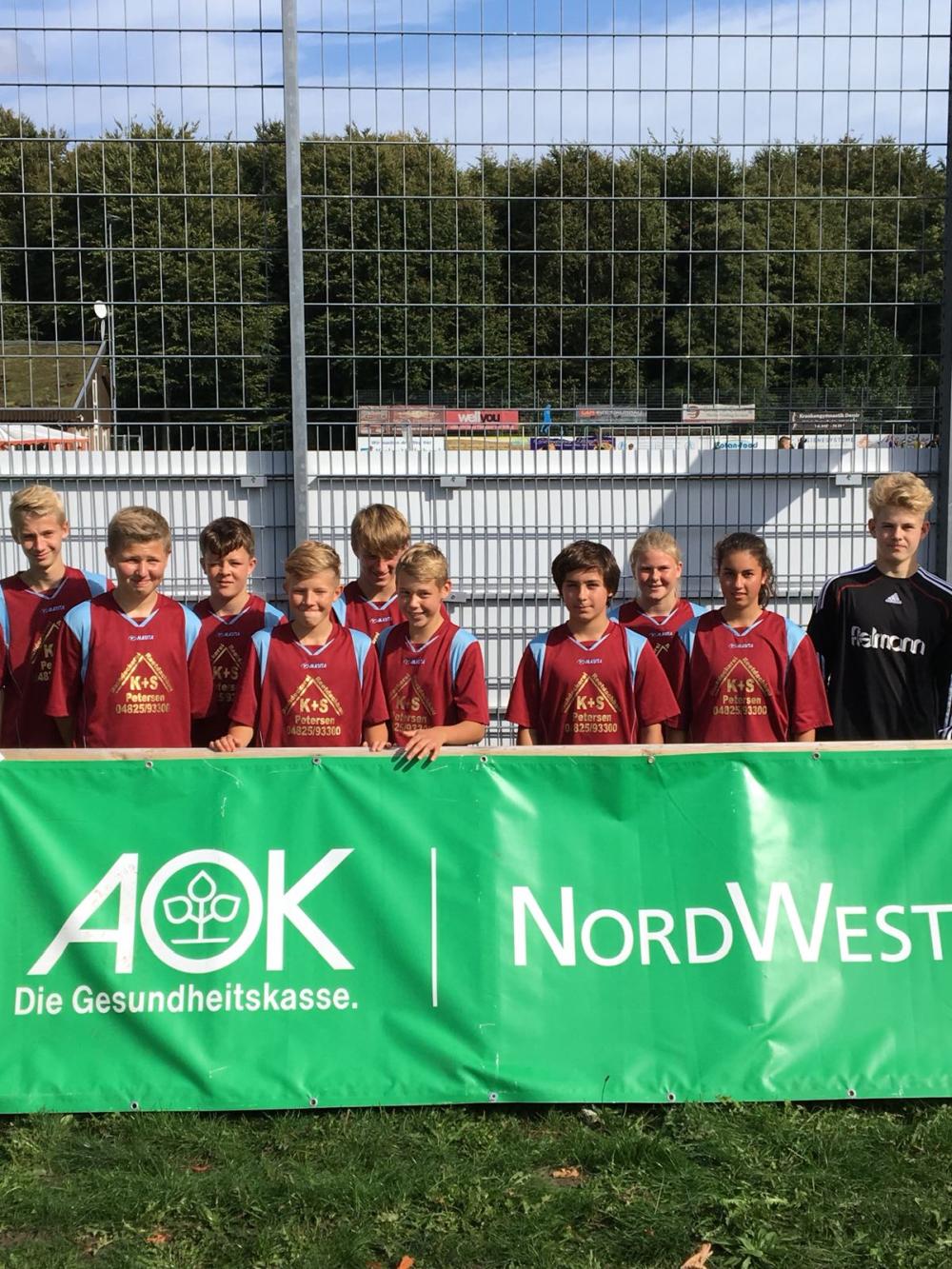 Schulfußball-Cup Landesfinale 2018