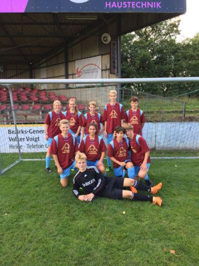 Schulfußball-Cup Regionalturnier 2018