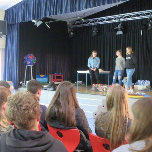 Vorstellung Klasse 8