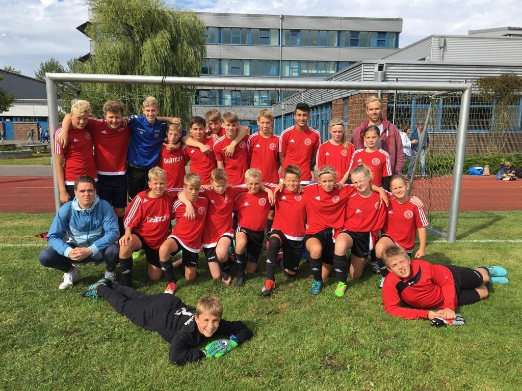 Schulfußball-Cup Regionalturnier 2019